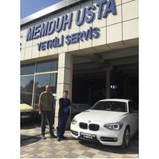 BMW 1.16 TURBO PRİNS Dİ KİT LPG MONTAJI