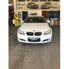 BMW 3 16 PRİNS SİLVERLİNE LPG MONTAJI